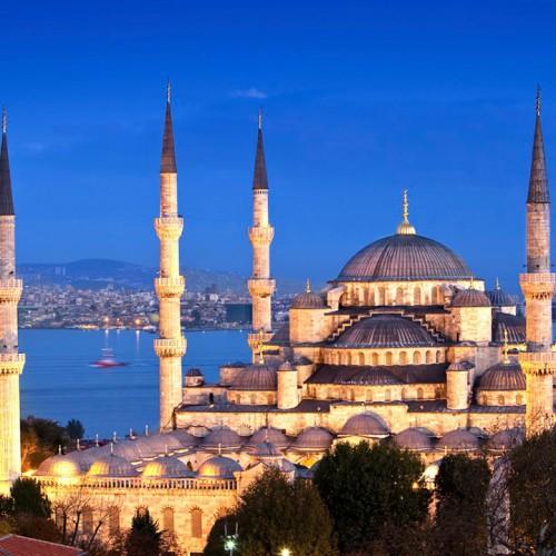 تور استانبول- دبی