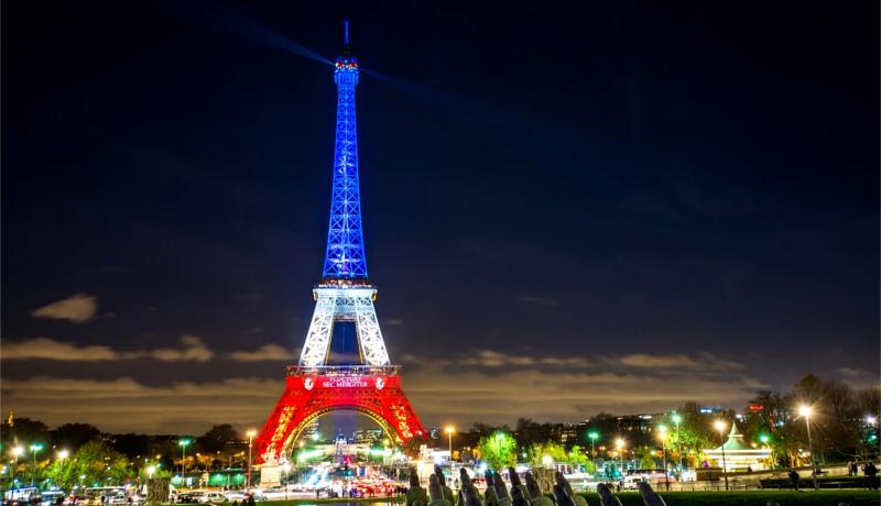 رشد مثبت گردشگری فرانسه پس از دو سال