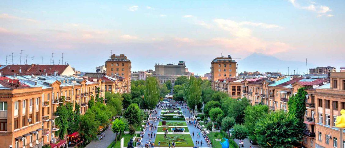 تور ویژه ارمنستان 3شب (هوایی)